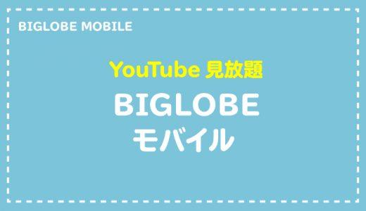 【2019年】ビッグローブモバイル|お得なキャンペーンがおすすめ!!